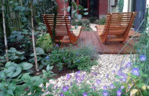 ogród leśny taras spa kraków